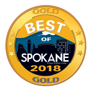 2018 Best of Spokane Chiropractor