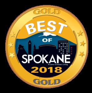 2018 Best of Spokane Chiropractor